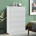 Functional Storage Organized Dresser with 5 Drawer
