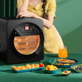 16-in-1 Air Fryer 15.5 qt Toaster Rotisserie Dehydrator Oven