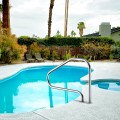 """49"""" Stainless Steel Mounted Swimming Pool Stair Rail"""