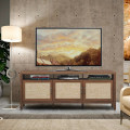 """Storage TV Stand Entertainment Media Center for TV's up to 65"""""""