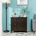 3 Drawer Dresser Chest of Drawers Bedside Table