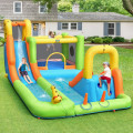Inflatable Water Slide Park Bounce House Without Blower