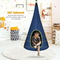 40 Inch Kids Nest Swing Chair Hanging Hammock Seat for Indoor and Outdoor