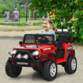 12V Kids Remote Control Electric  Ride On Truck Car with Lights and Music