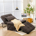 Sofa Bed 4 in 1 Multi-Function Convertible Sleeper Folding footstool