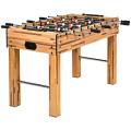 "48"" Foosball Table Indoor Soccer Game"