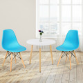 Set of 2 Mid Century Modern DSW Dining Side Chair