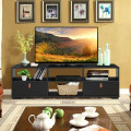 """TV Stand Entertainment Media Center Console for TV's up to 60"""" with Drawers Walnut"""