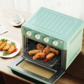 19 Qt Dehydrate Convection Air Fryer Toaster Oven with 5 Accessories