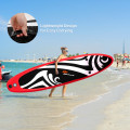 11' Inflatable Surfboard SUP with Adjustable Paddle Fin
