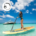 Inflatable Stand Up Paddle Board Surfboard with Bag Aluminum Paddle and Hand Pump