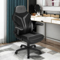 Height Adjustable Swivel High Back Gaming Chair Computer Office Chair