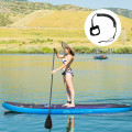 11' Inflatable Stand Up Paddle Board Surfboard with Bag Aluminum Paddle Pump