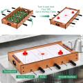 2-in-1 Indoor/Outdoor Air Hockey Foosball Game Table