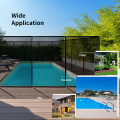 4 x 12 Feet Swimming Pool Fence Garden Fence Child Barrier
