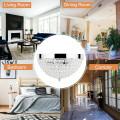 3 Lights Living Room Crystal Ceiling Light Fixture