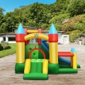 Kids Inflatable Dual Slide Jumping  Castle with 780W Blower