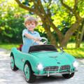 12 V BMW 507 Licensed Electric Kids Ride On Retro Car