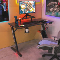 Gaming Desk PC Computer Table with RGB Lights