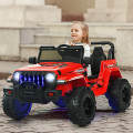12V Kids Ride-on Jeep Car with 2.4G Remote Control