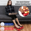Shiatsu Heated Electric Kneading Foot and Back Massager
