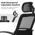 Mesh Office Chair High Back Ergonomic Swivel Chair