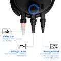 4000GAL Pond Pressure Bio Filter with Light