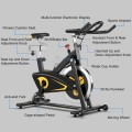 Magnetic Exercise Bike Fixed Belt Drive Indoor Bicycle