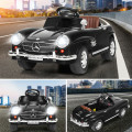 Licensed Mercedes Benz 6V Battery Powered Kids Ride On Car with Parent Remote Control