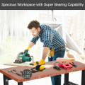 """48""""×24"""" Adjustable Height Mobile Workbench with Caster"""