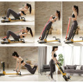 8-in-1 Multifunctional Home Gym Squat Fitness Equipment