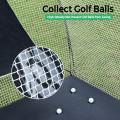 3-in-1 Portable 10' Golf Practice Set