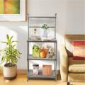 4-Tier Kitchen Storage Baker Microwave Oven Rack Shelves