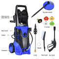 3000PSI Electric  Portable High Power Washer with 5 Nozzles
