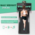3HP Folding Electric Treadmill Running Machine