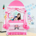 Portable Baby Playpen Crib Cradle with Carring Bag