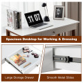 Computer Desk Laptop PC Writing Table Makeup Vanity Table