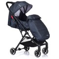Lightweight Foldable Pushchair Baby Stroller with Foot Cover