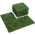 12 Pieces 20 x 20 Inch Artificial Plant Wall Panel for Wedding Decor Fence