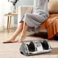 Therapeutic Shiatsu Foot Massager with High Intensity Rollers