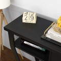 Modern Sofa Accent Table with Drawer