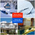 20 ft Lightweight Roof Rake Snow Removal Tool