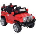 12 V Kids Ride on Truck with MP3 + LED Lights