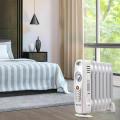700 W Portable Mini Electric Oil Filled Radiator Heater