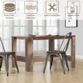 Living Room Rectangular Dining Table