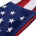 3' x 5' US American Embroidered Flag