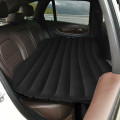 Inflatable Backseat Flocking Mattress Car SUV Travel with Pump