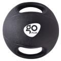 Goplus Dual Grip Medicine Ball