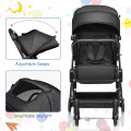 Foldable Lightweight Baby Travel Stroller for Airplane