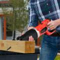 Electric Reciprocating Saw Handheld Wood & Metal Cutting Tool Kit